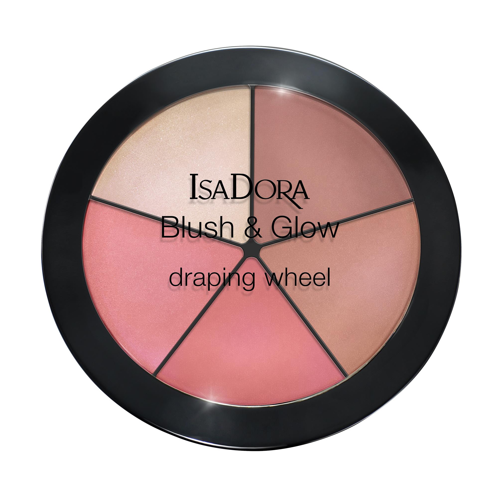 Blush & Glow Draping Wheel 55 Peachy Rose Pop
