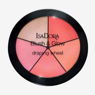 Blush & Glow Draping Wheel 56 Coral Pink Pop