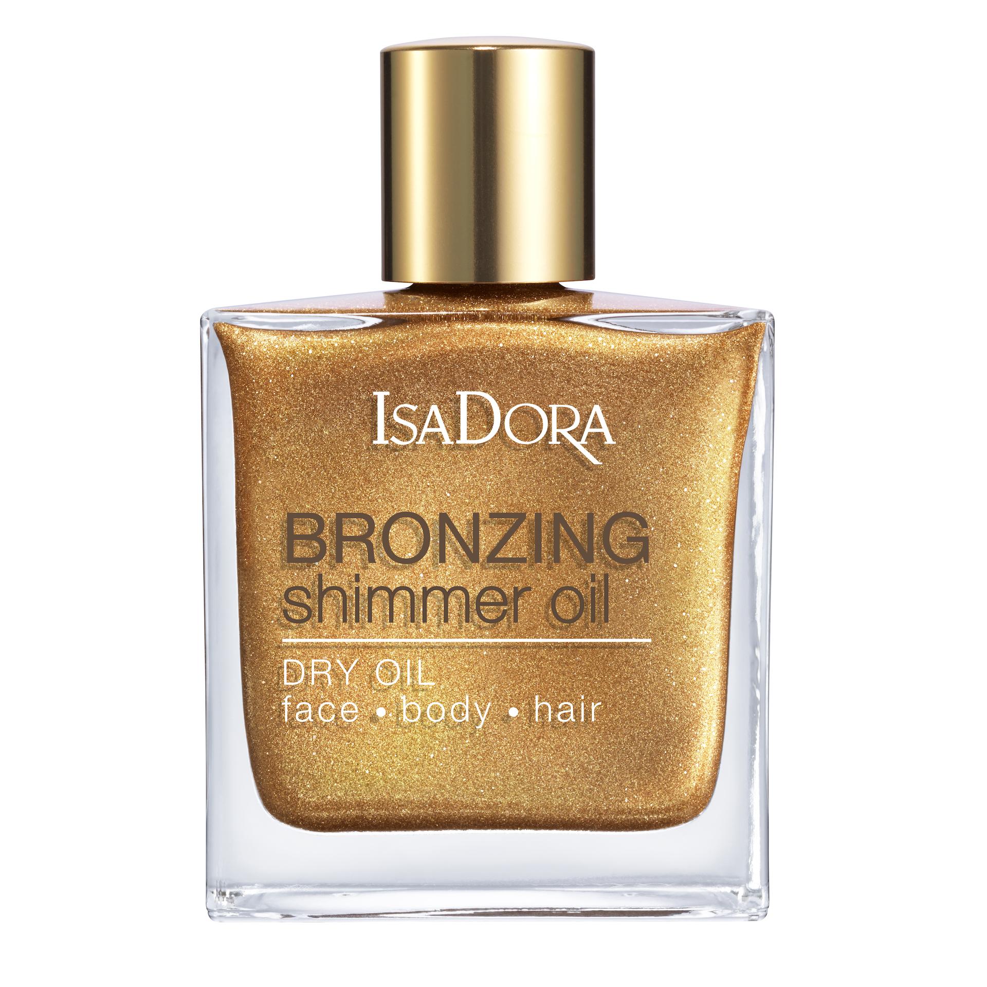 Bronzing Shimmer Oil 61Gold