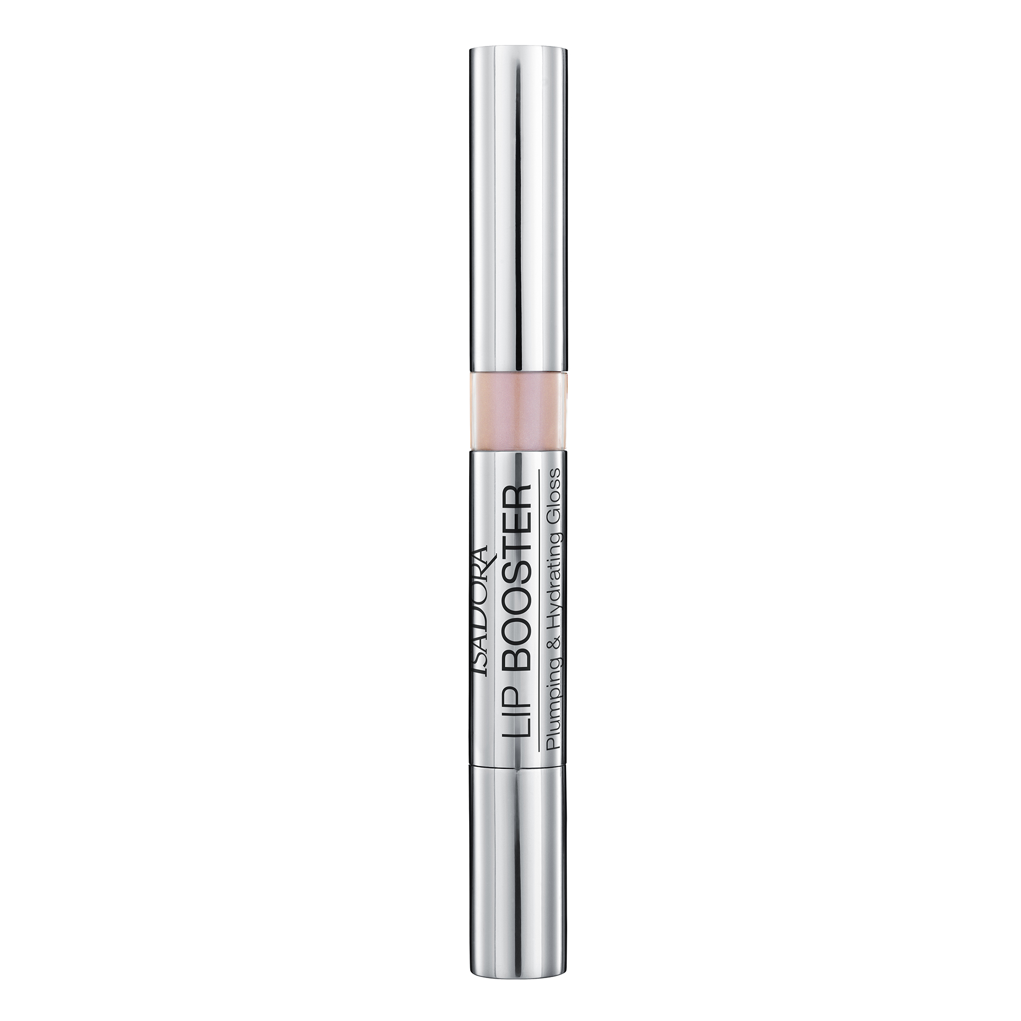 Lip Booster Plumping & Hydrating Gloss 01 Crystal Clear
