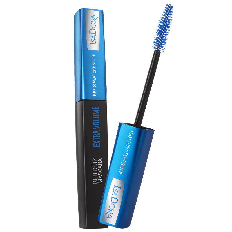 Build-up Mascara Extra Volume 100% Waterproof 20Black