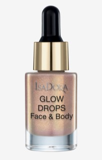 Glow Drops Face & Body 72 Golden Galaxy