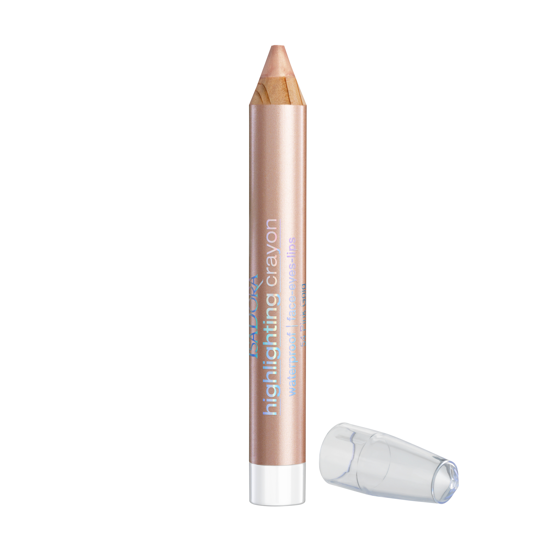 Highlighting Crayon 54 Pink Gold