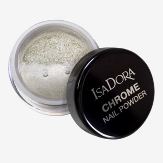 Chrome Nail Powder 10 Mirror Silver