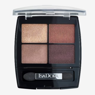 Eye Shadow Quartet 18 Boho Browns