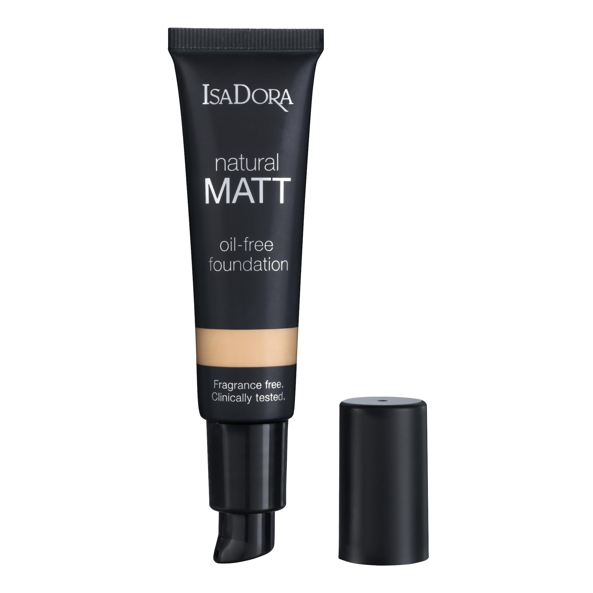 Natural Matt Oil-Free Foundation 12 Matt Sand