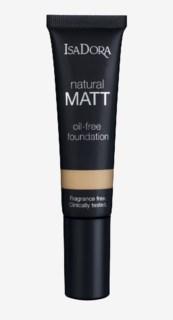 Natural Matt Oil-Free Foundation 16 Matt Cream