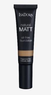 Natural Matt Oil-Free Foundation 20 Matt Honey