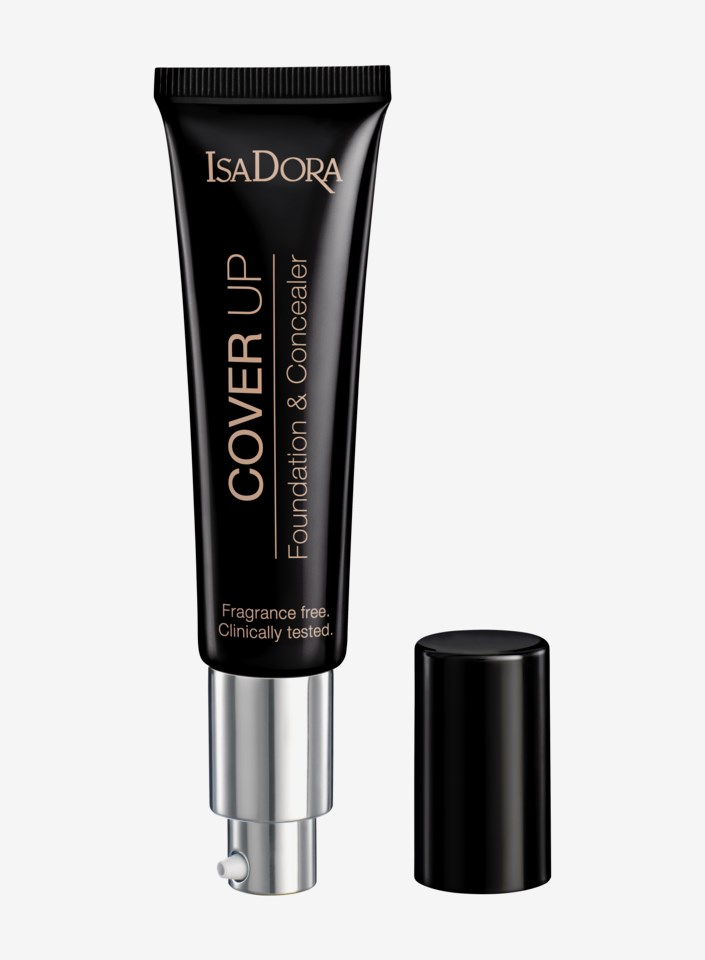 Cover Up Foundation & Concealer 66 Almond Cover