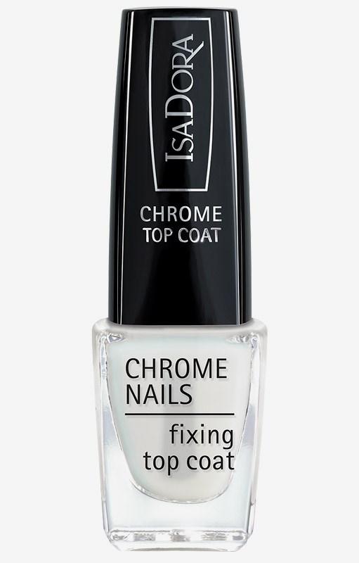 Chrome Nails Fixing Top Coat