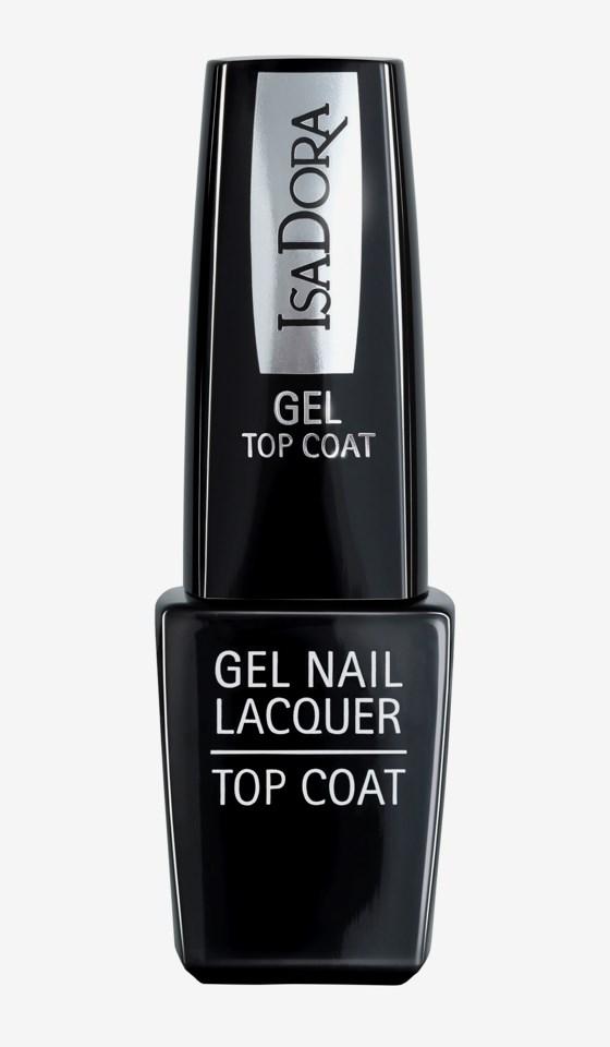 Gel Nail Lacquer Top Coat 210 Top Coat