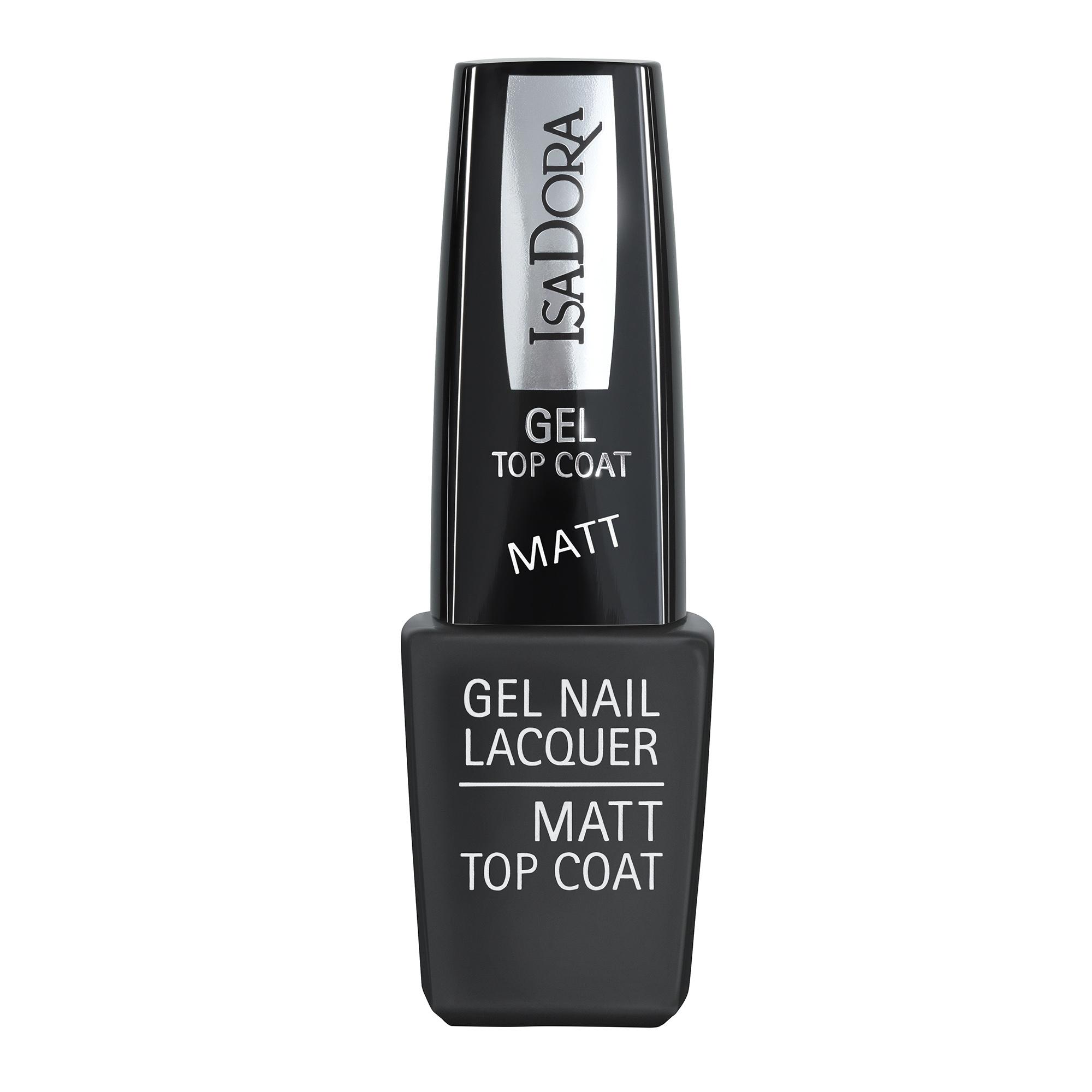 Gel Nail Lacquer Matt Top Coat Matt Top Coat