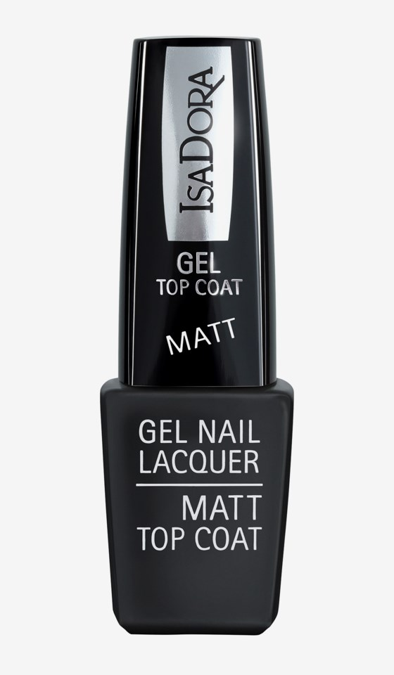 Gel Nail Lacquer Matt Top Coat Matt Top Coat