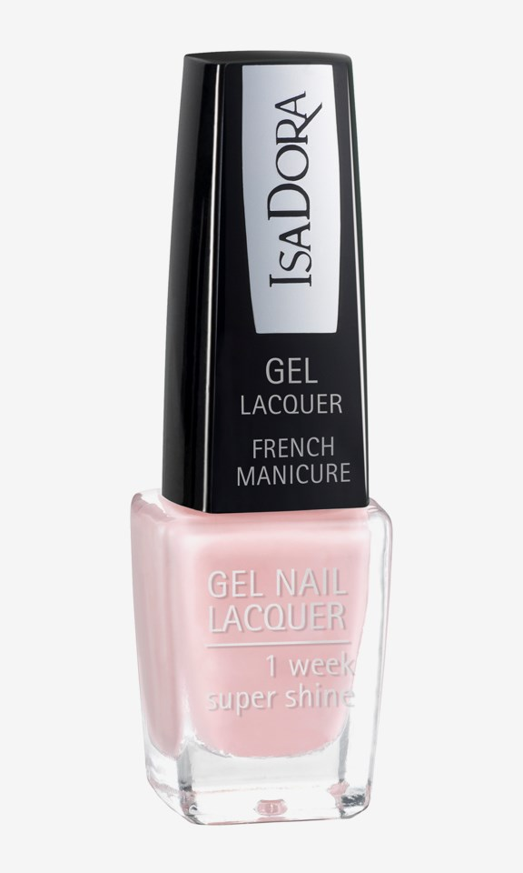 Gel Nail Lacquer 217 French Pink