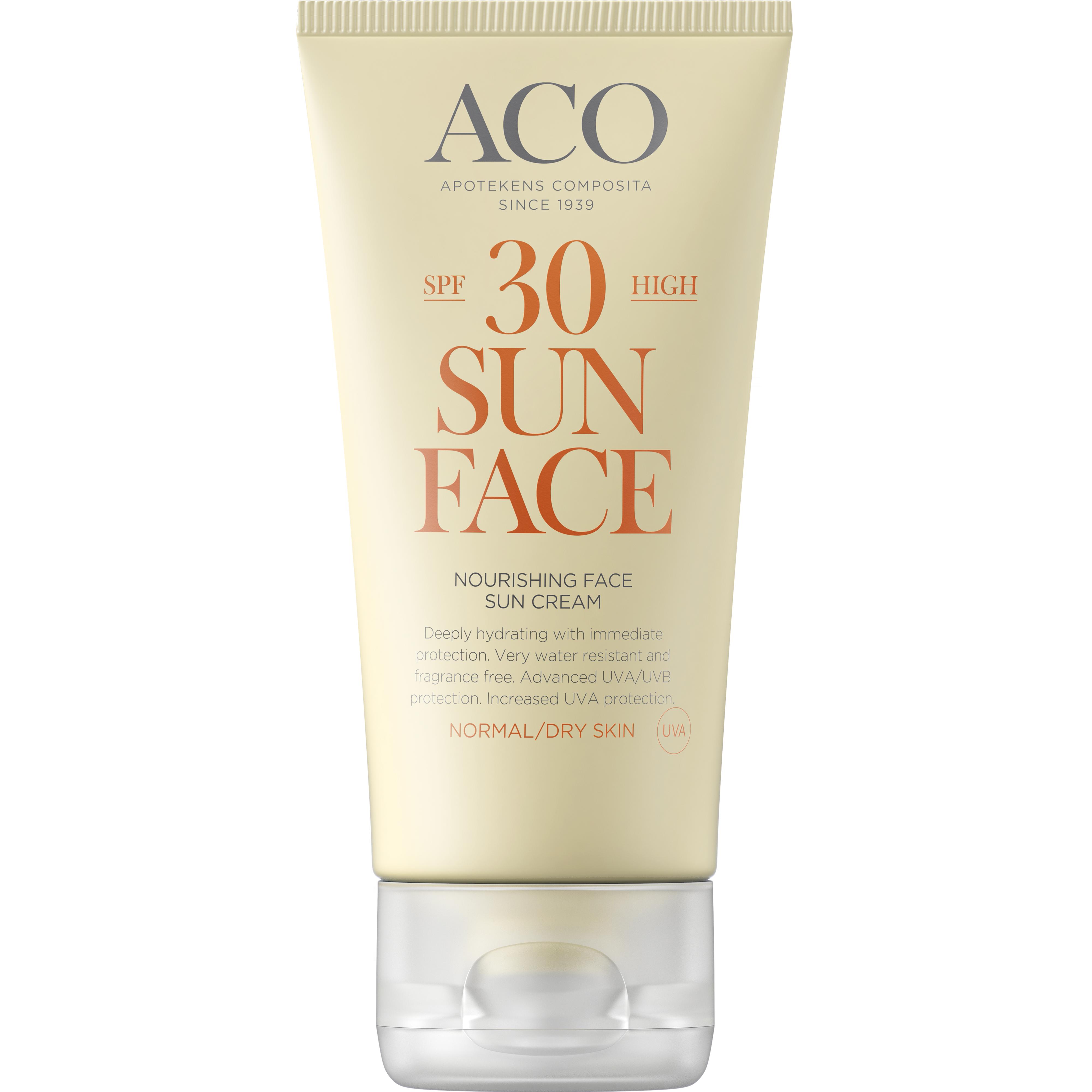 Nourishing Sun Cream SPF 30 50ml