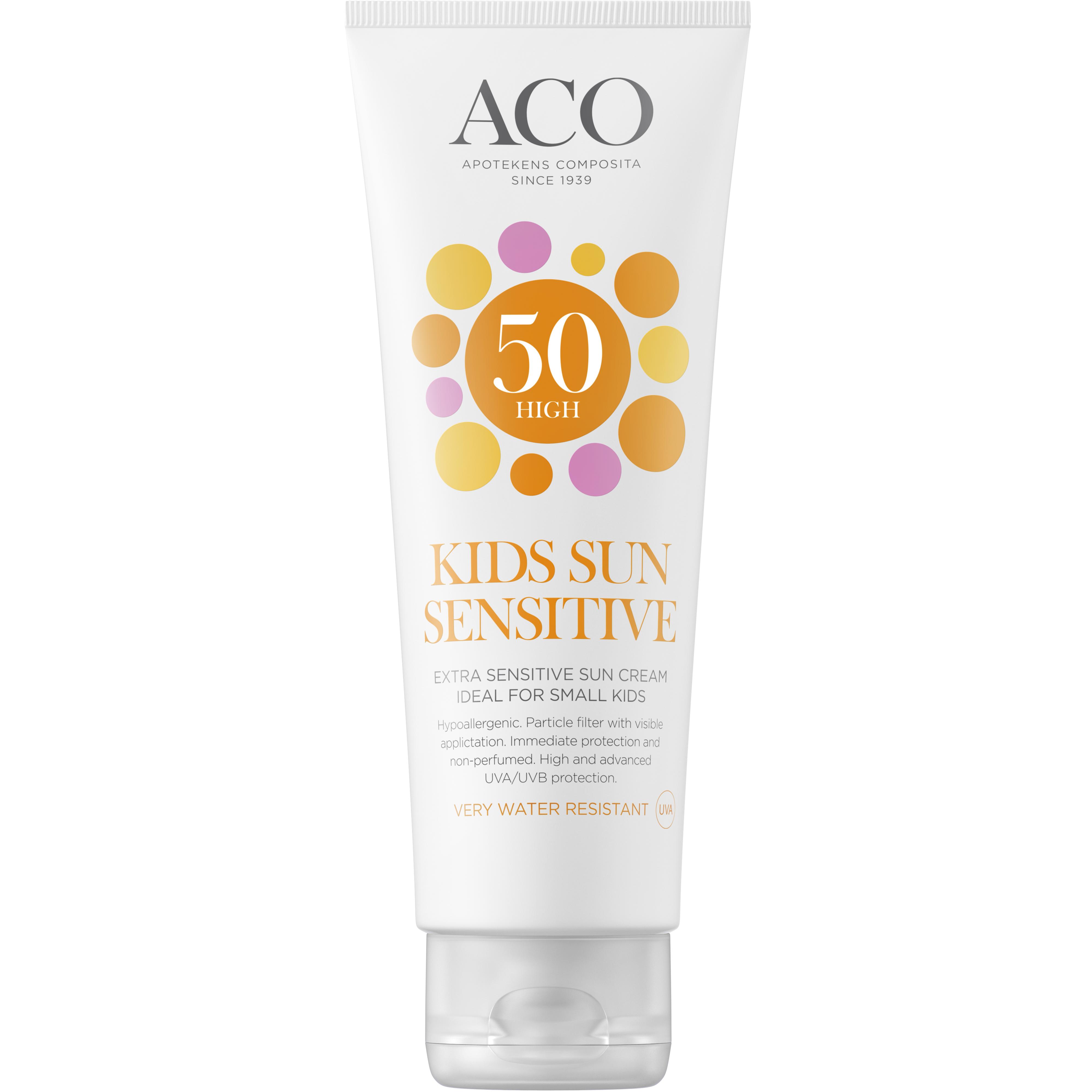 Sun Sensitive Sun Cream SPF 50 125ml