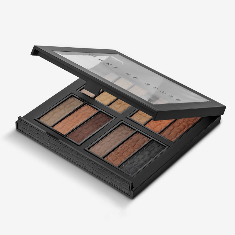 Eyeshadow Palette 12 Shades of brown