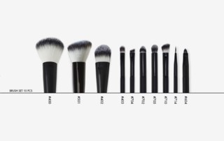 Brush set 10st