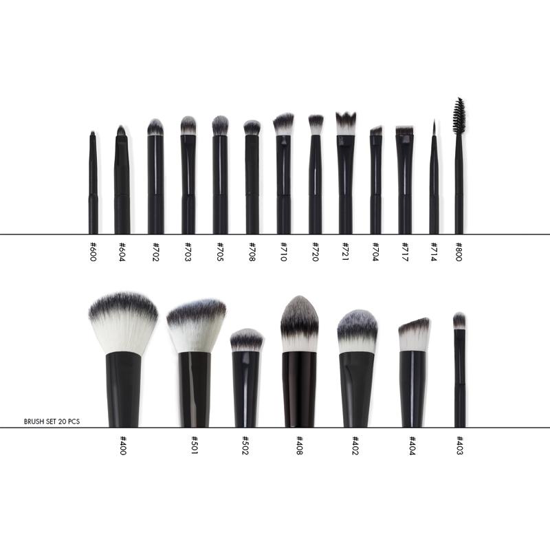 Brush Set 20st