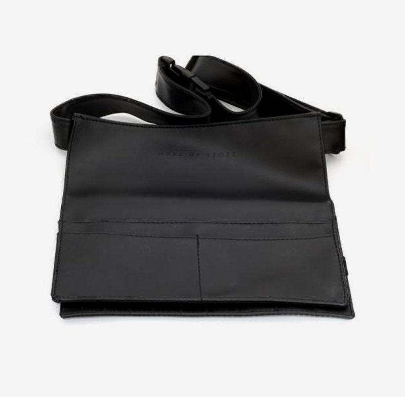 Brush Waist Bag