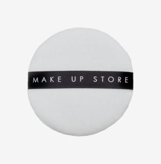 Powder Puff Makeup Tools White