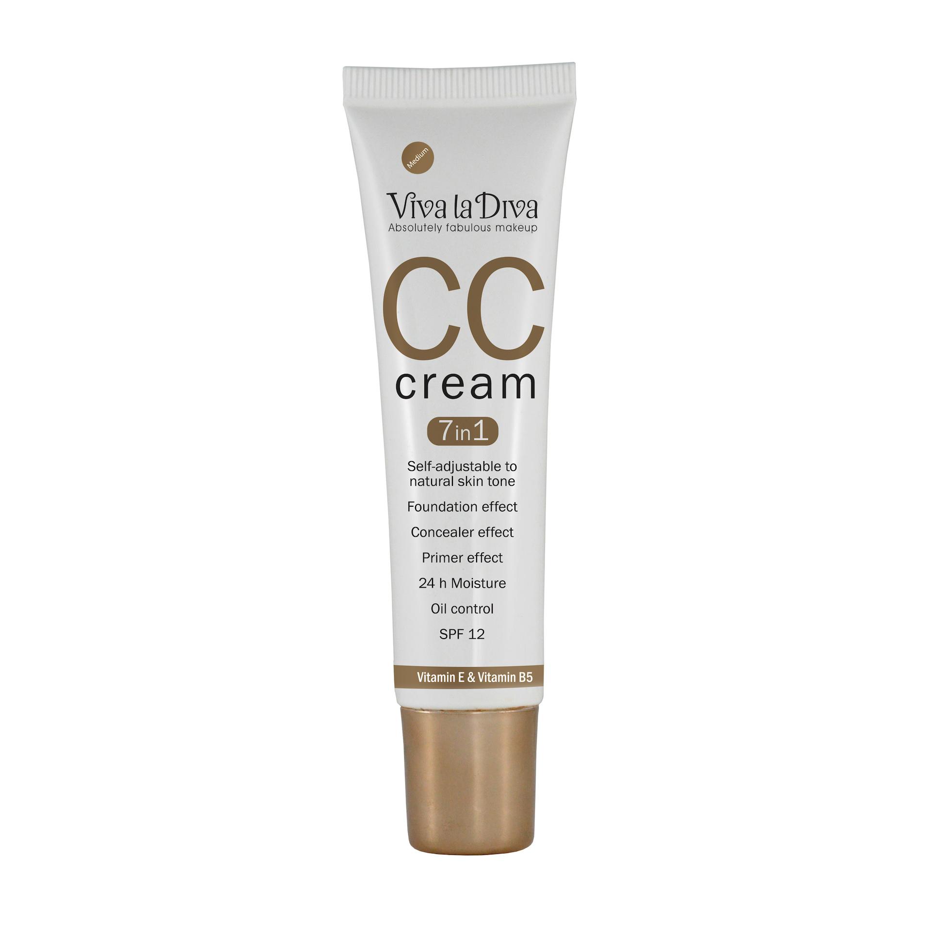 CC Cream Medium