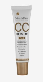 CC Cream Medium