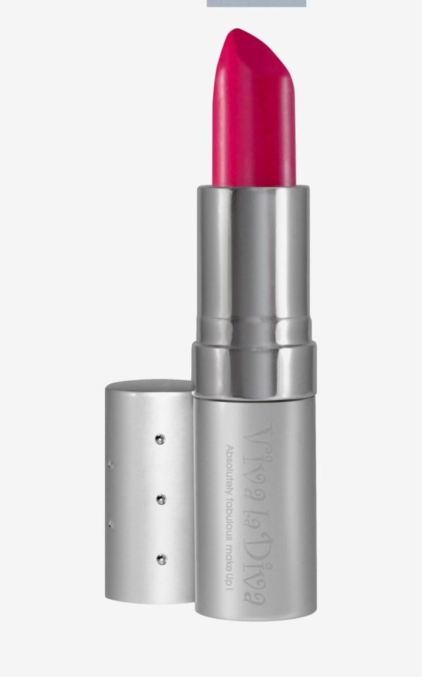 Lipstick no. 117 Cyber Kiss