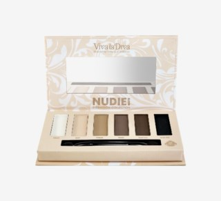 Nudie Matte Eyeshadows
