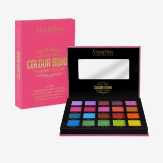 Colour Bomb Eyeshadow Collection