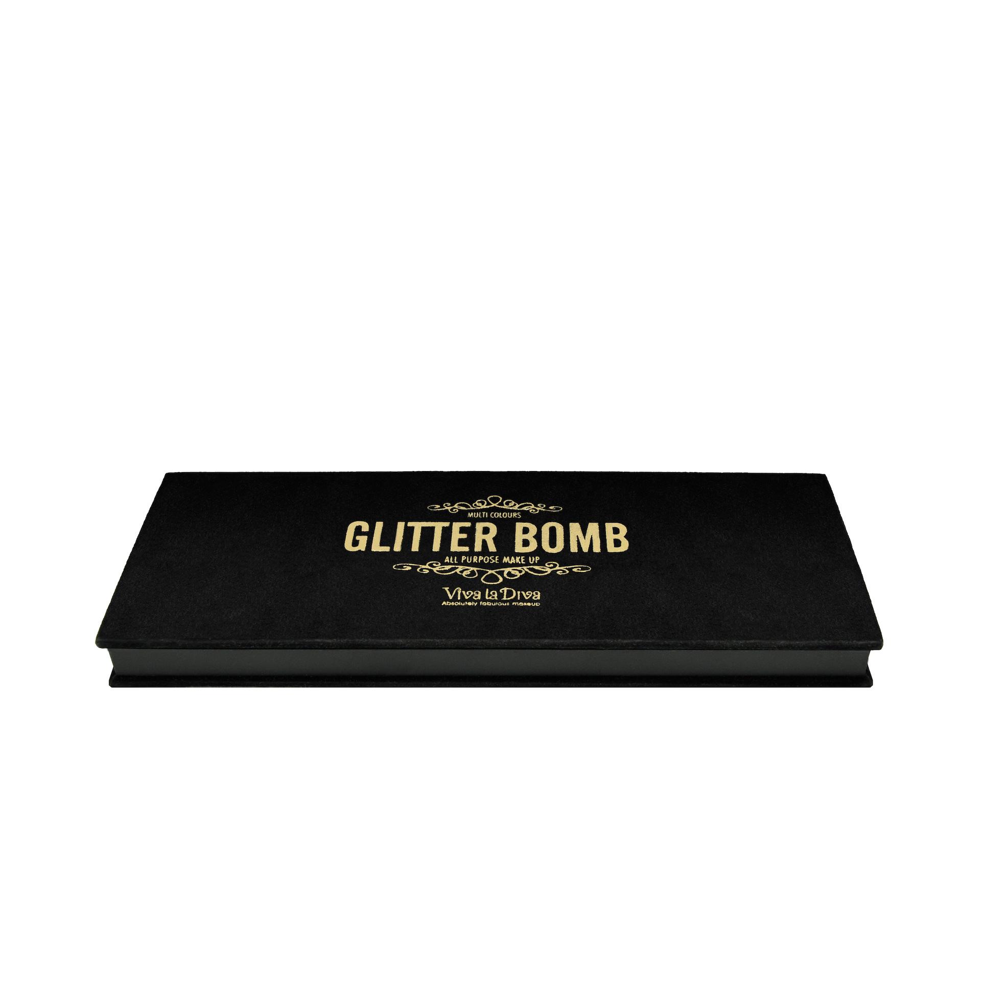 Glitter Bomb Palette 10shades