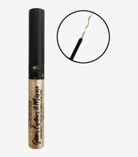Glitter Eyeliner & Mascara Gold 53