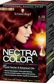 Nectra Color 6.88 INTENSE RED