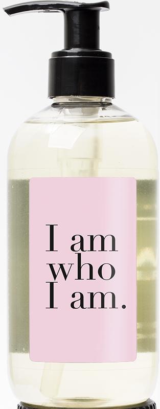 I Am Who I Am Liquid Soap 300ml