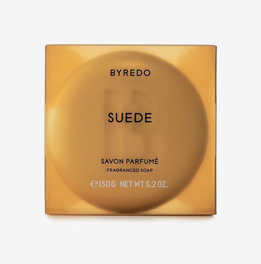 Suede Fragranced Soap 150g