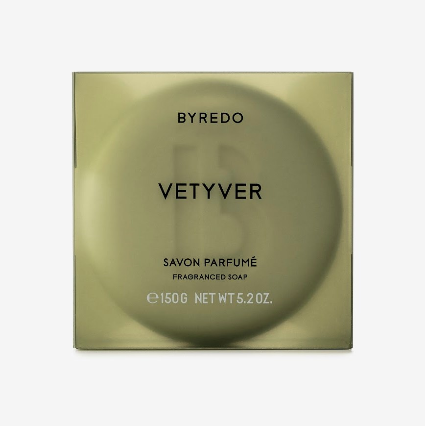 Vetyver Fragranced Soap 150 g