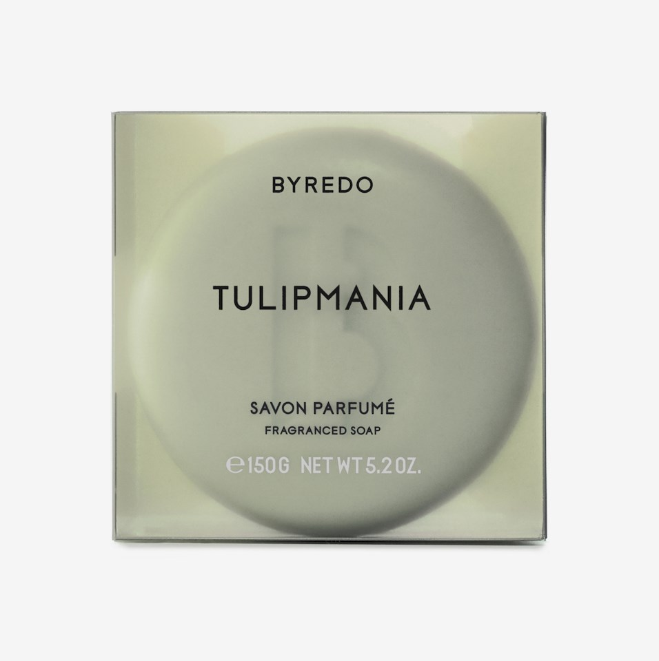 Tulipmania Fragranced Soap 150g