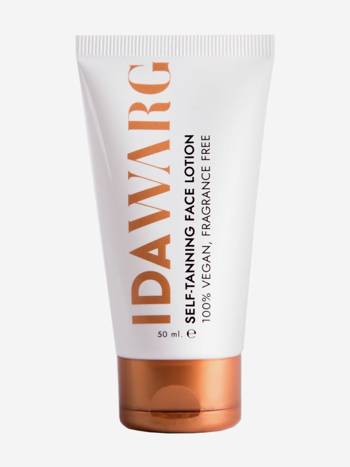 Self-Tanning face Lotion 50 ml