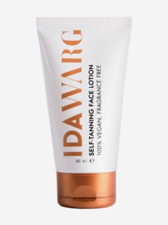 Self-Tanning face Lotion