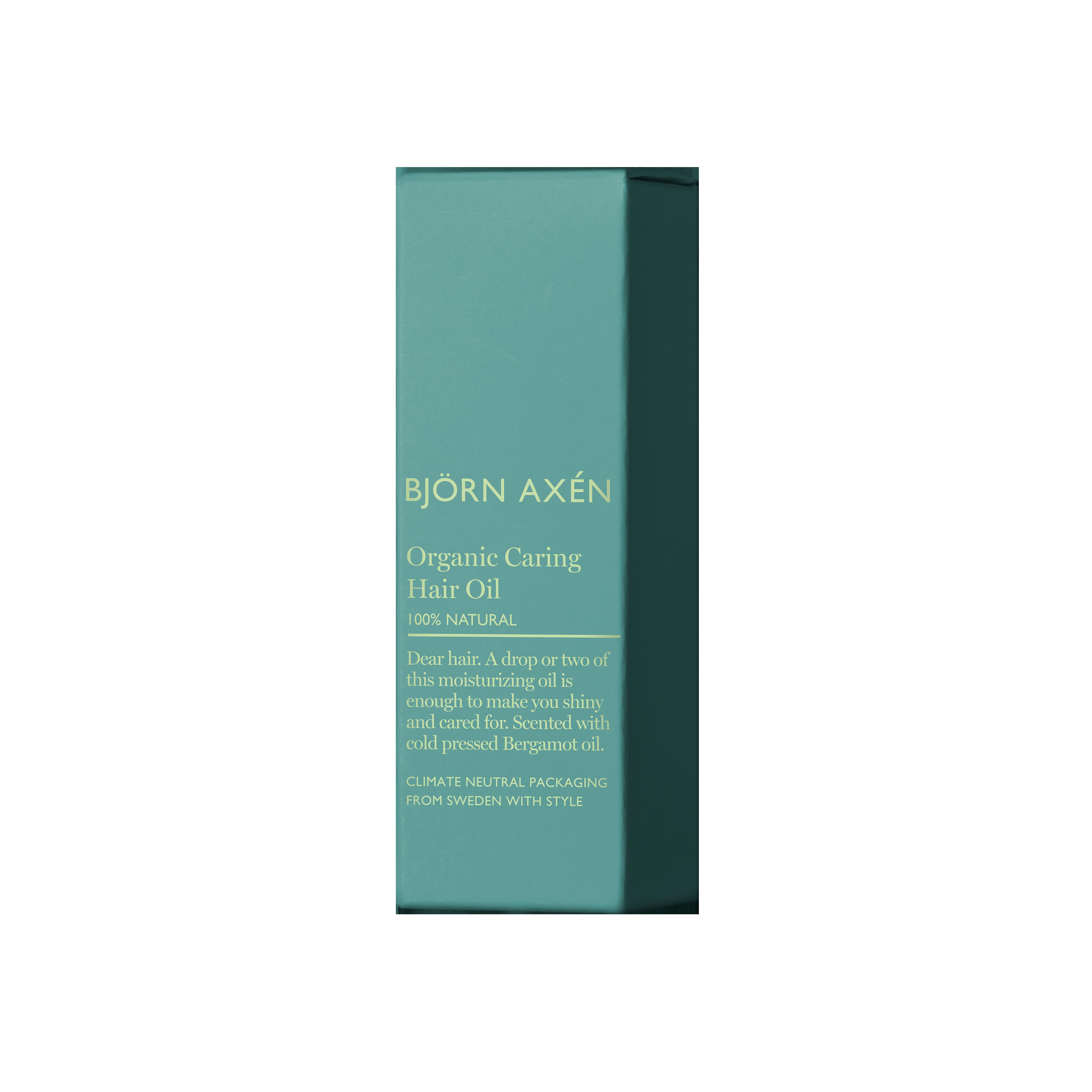 Organic Caring Hair Oil