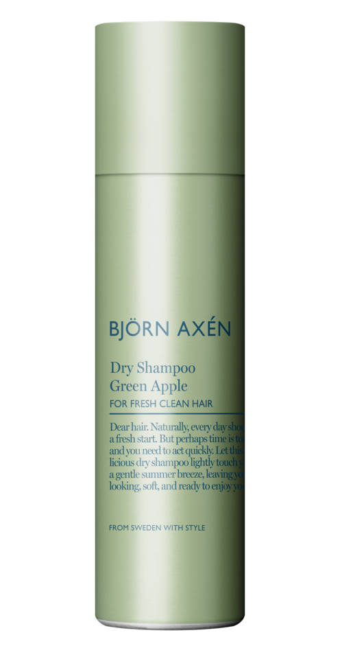 Dry Shampoo Green Apple