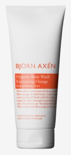 Organic Body Wash Energizing Orange 250 ml