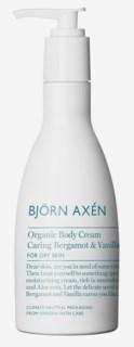Organic Caring Body Cream Bergamot & Vanilla