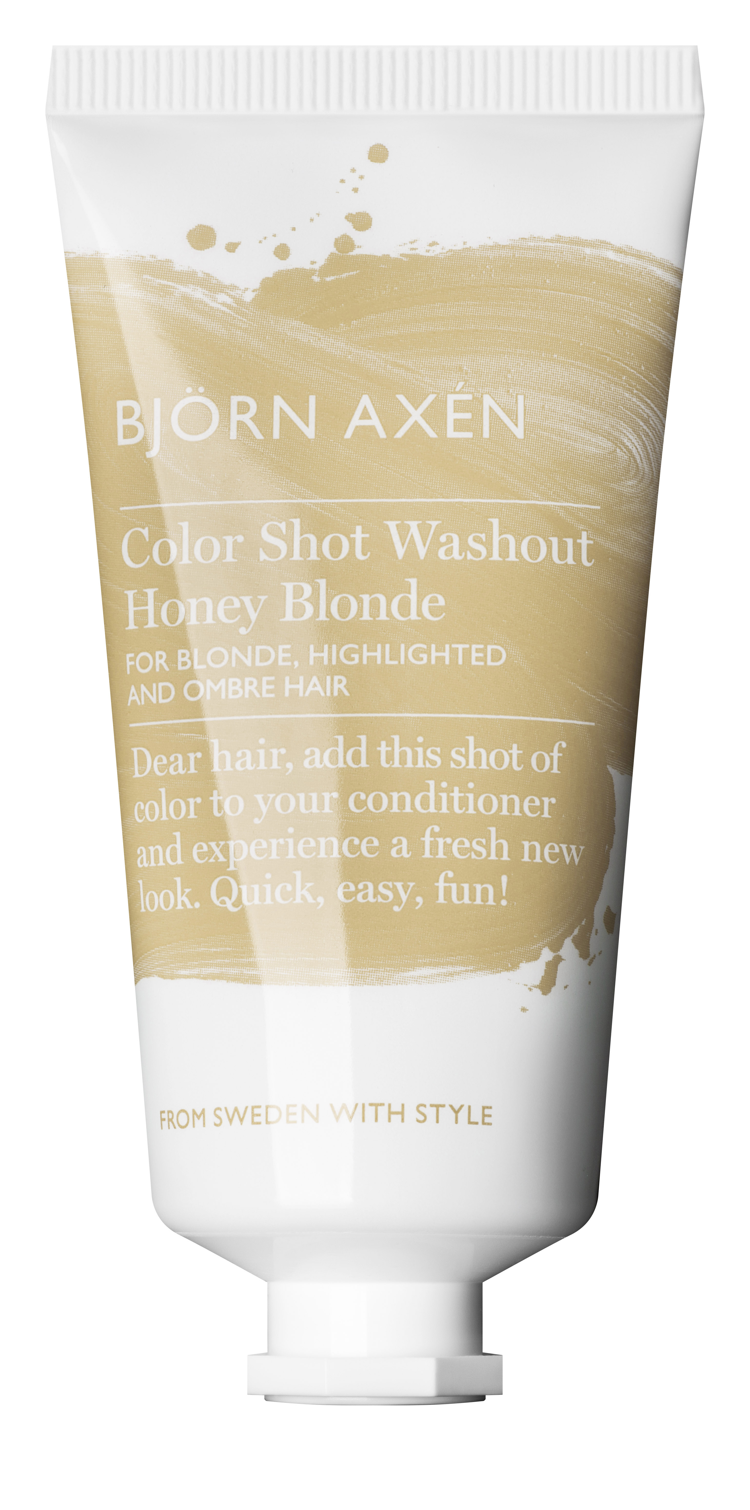 Color Shot Washout Honey Blonde