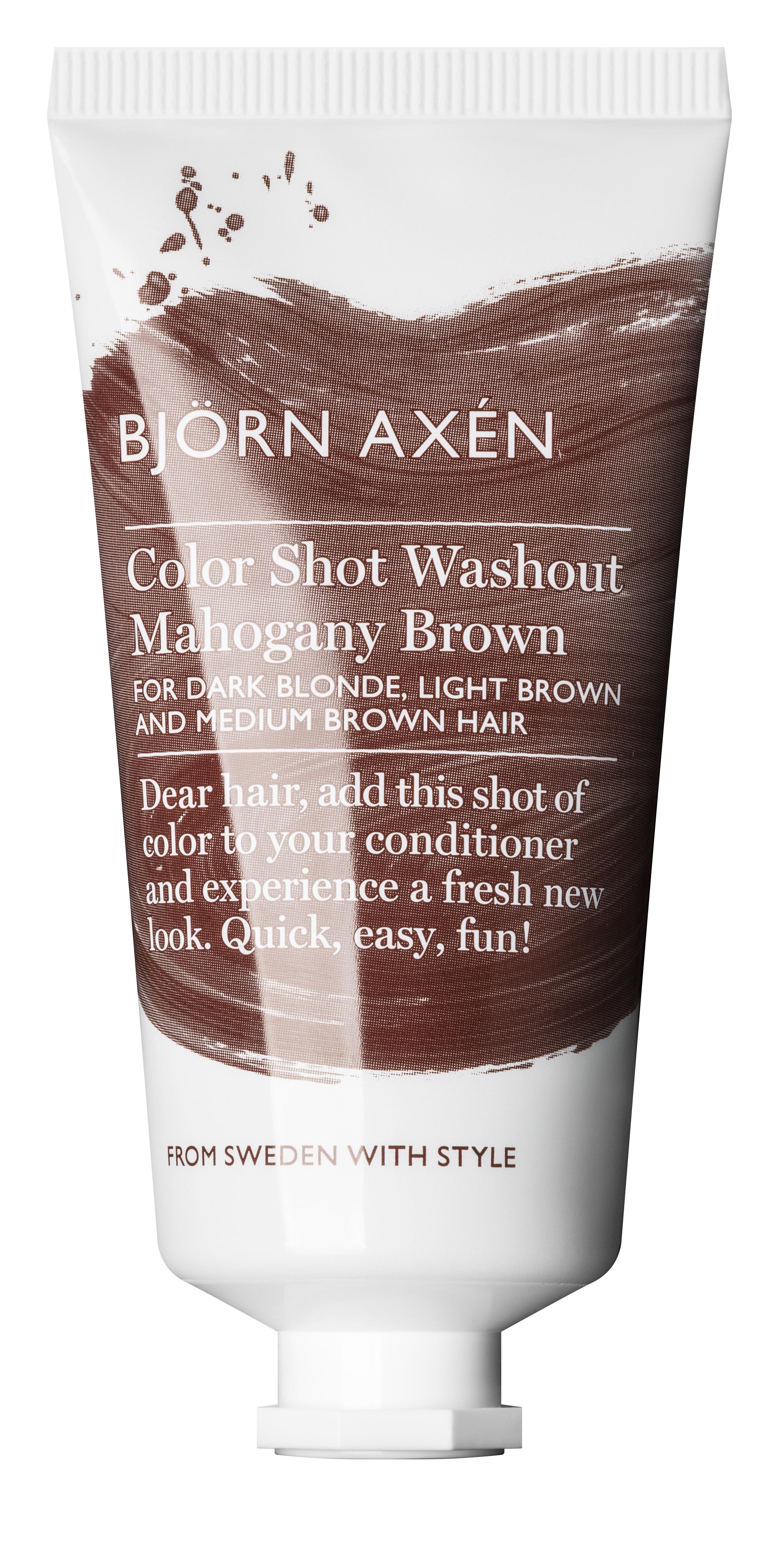 hårfärg på sprayburk