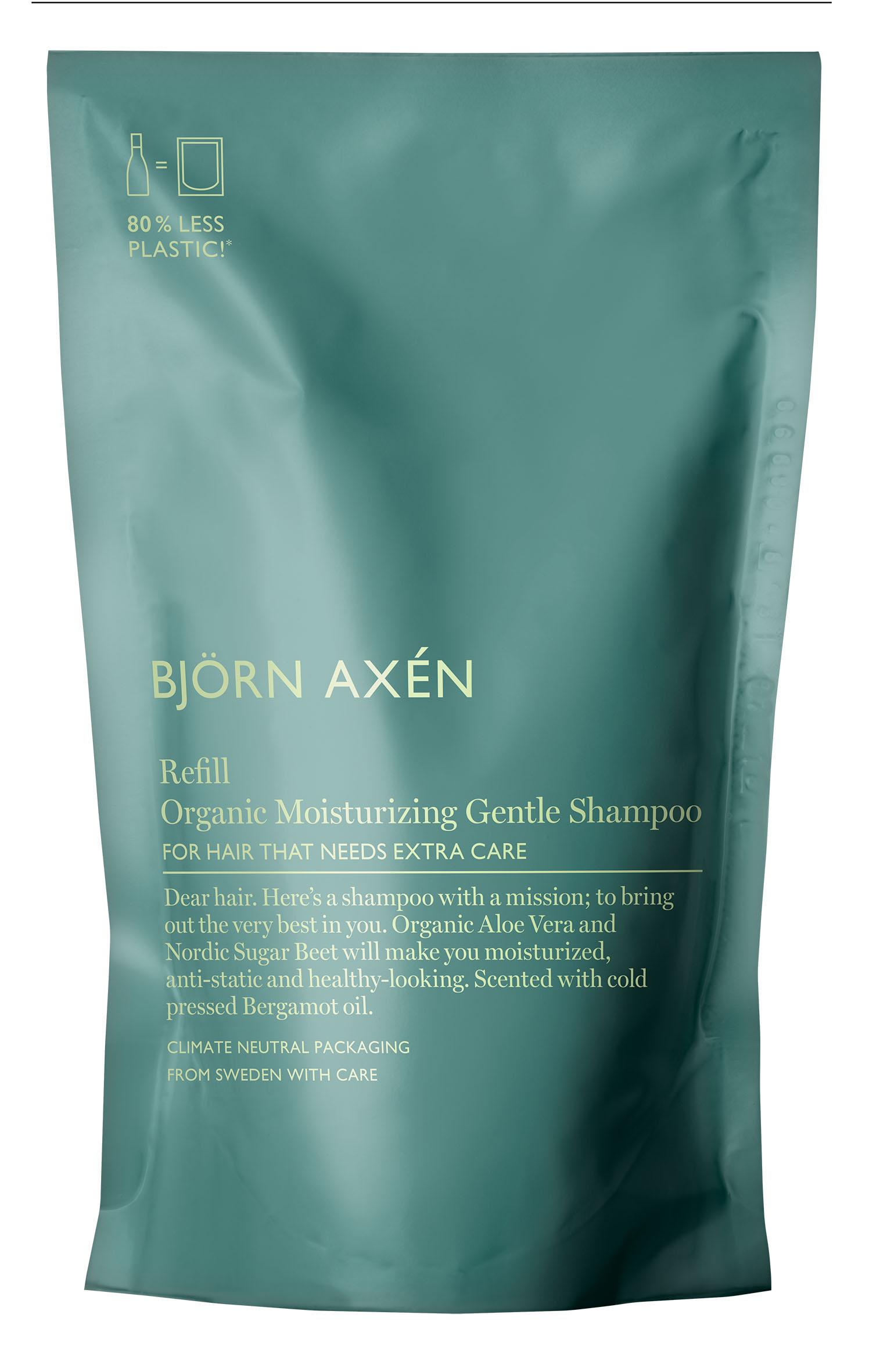 Refill Organic Moisturizing Gentle Shampoo