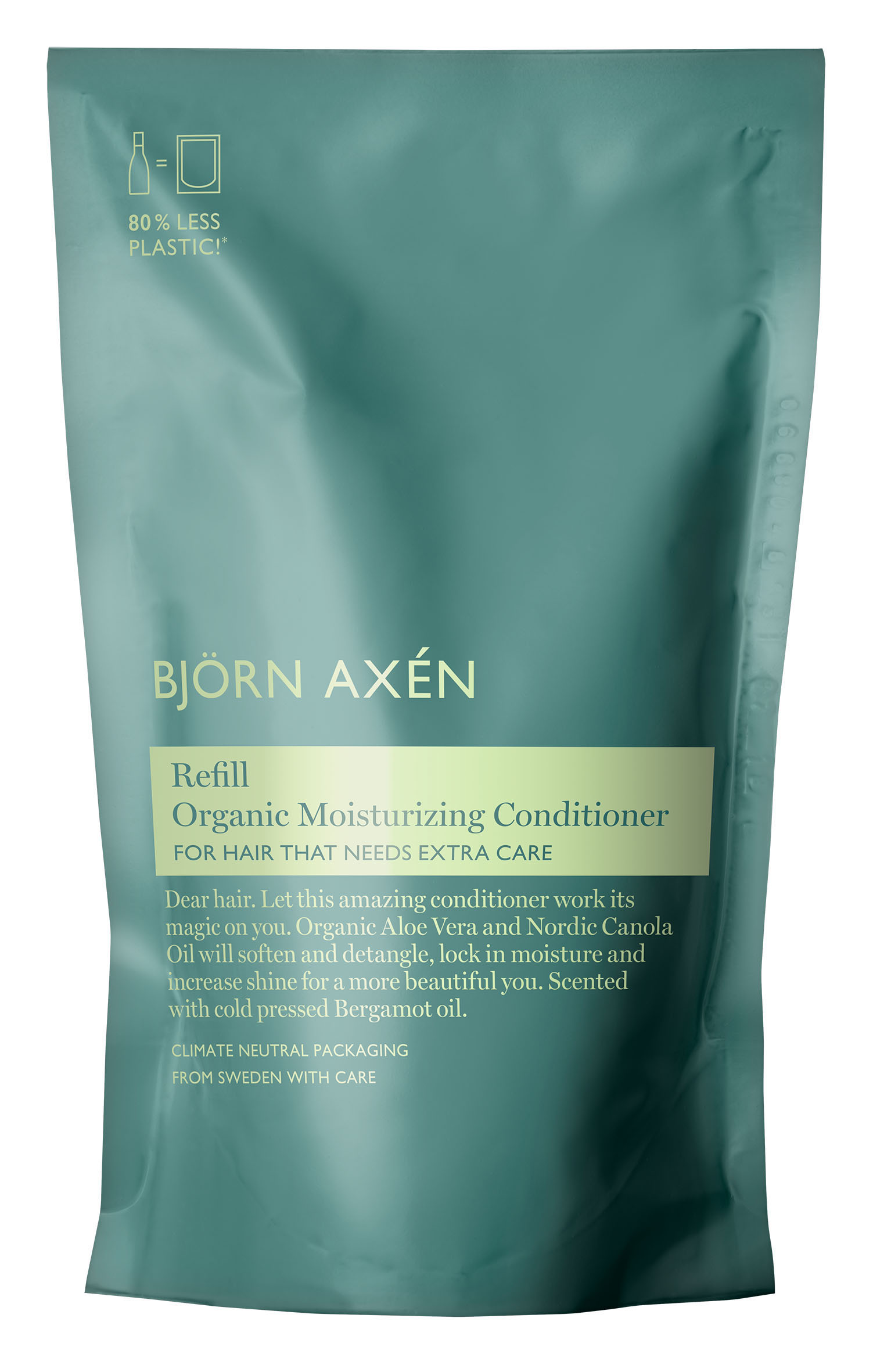 Refill Organic Moisturizing Conditioner