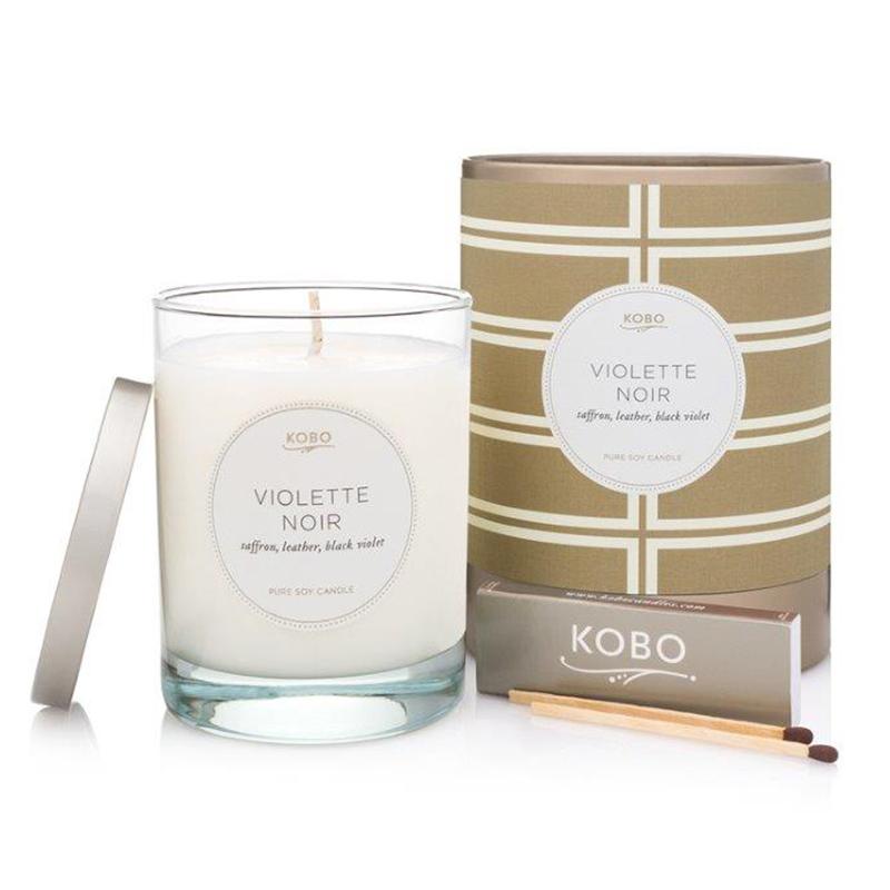 Aurelia/Violette Noir Candle