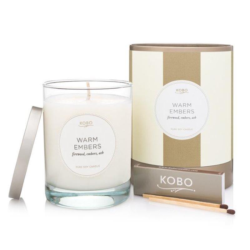 Aurelia/Warm Embers Candle