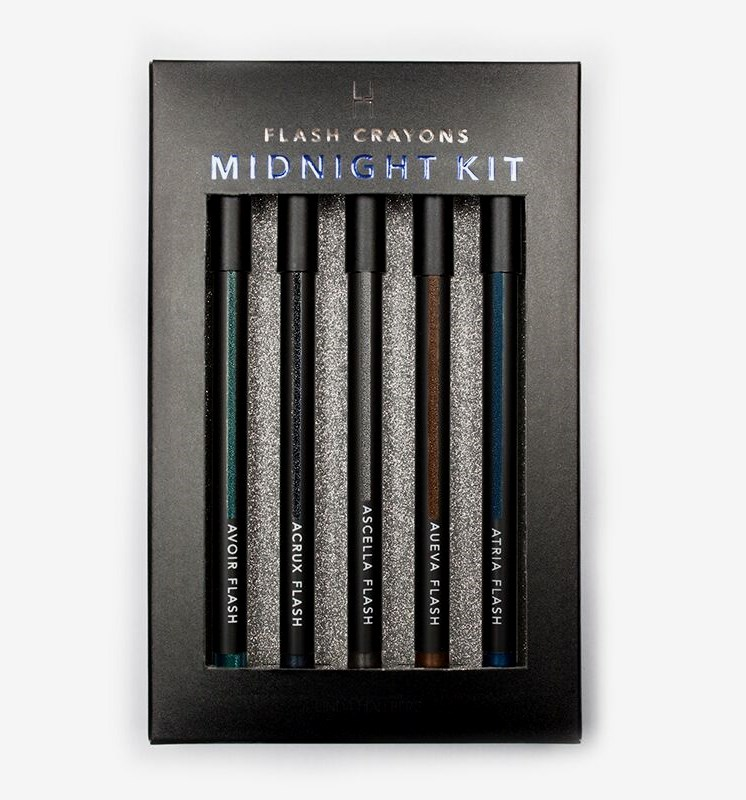 Flash Crayons Midnight Kit